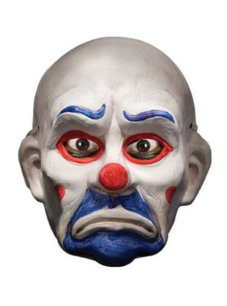 Batman The Dark Knight Rises Joker Clown Child Mask  The Coolest
