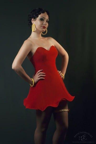 Betty Boop By Rameiko Deviantart Com On @deviantart