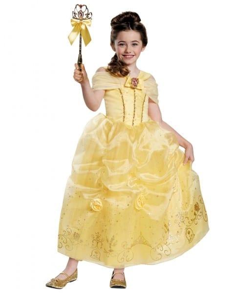 Disney Belle Kids Costume Premium ✩ Buy
