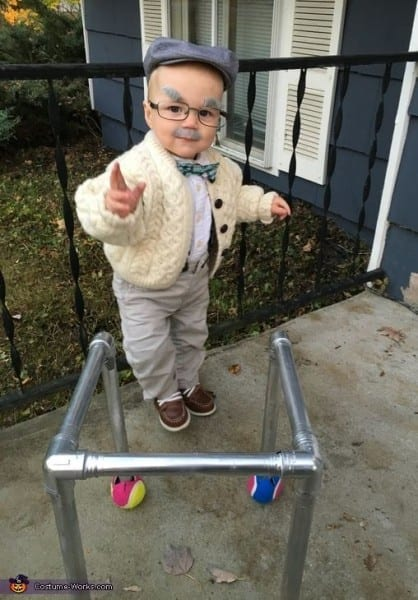Collection Old Man Halloween Costume Ideas Pictures