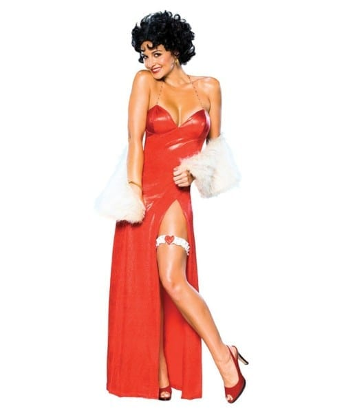 Betty Boop Betty Rubble Costume