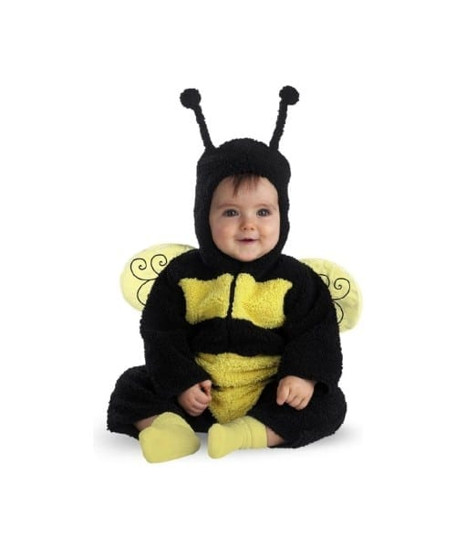 Buzzy Bumble Bee Costume