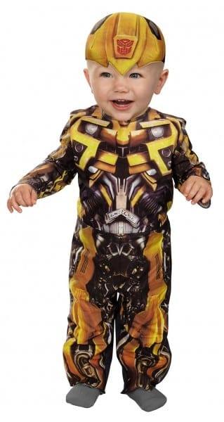 Bumblebee Transformer Costumes (for Men, Women, Kids)