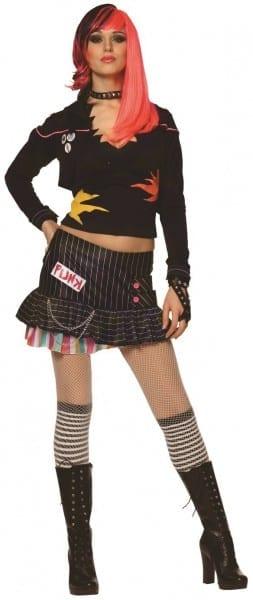 80's Punk Rock Costume Online For Sale