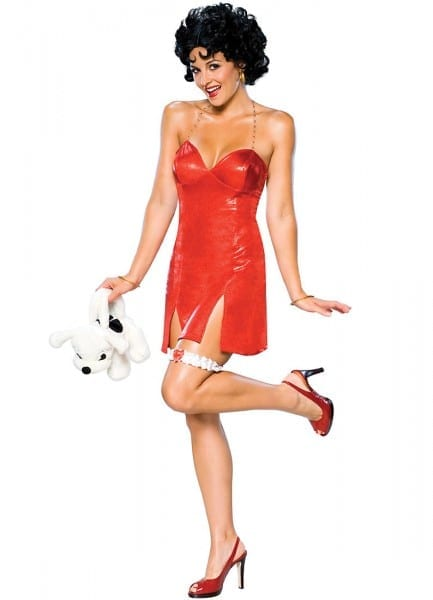 Rubies Betty Boop Halloween Costume, Size  Up Tp Medium