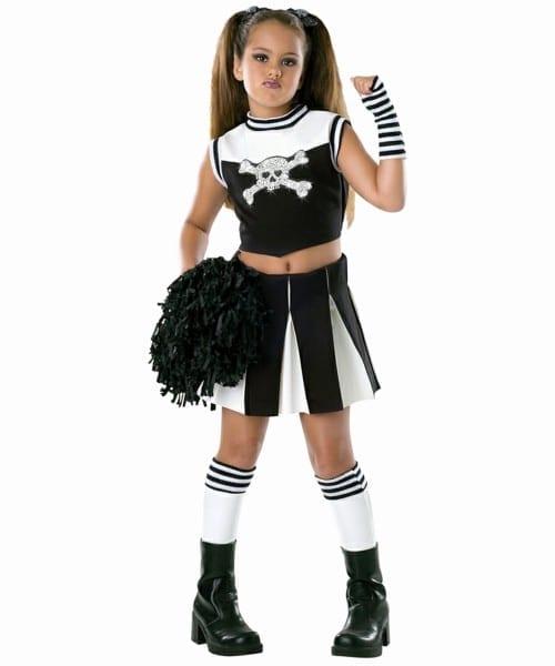 Cheerleader Costume For Kids Lovely Bad Spirit Costume Kids