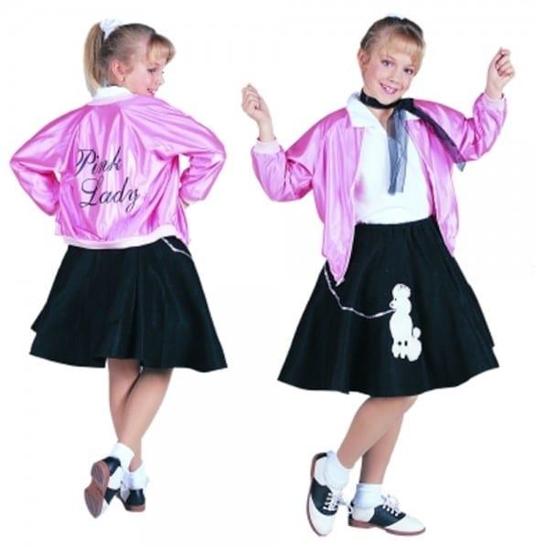 Pink Ladies Costumes