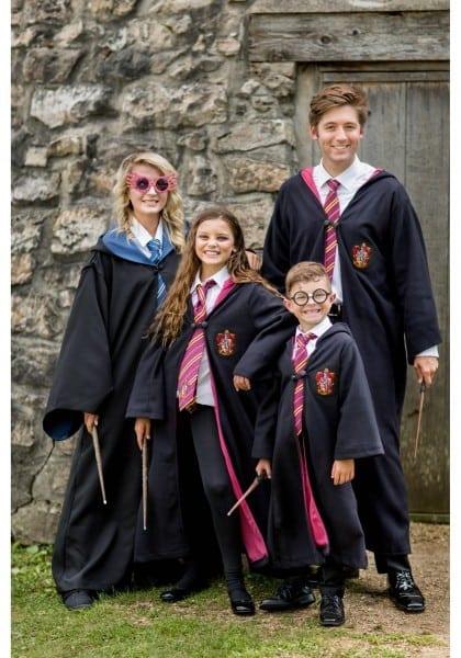 Harry Potter Robe Glasses Ron