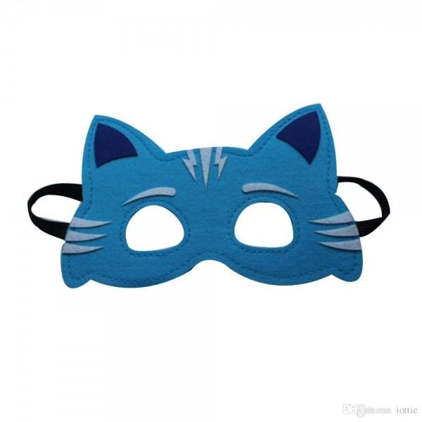 Child Pj Costume Masks Birthday Party Cosplay Kid Romeo Mask Luna