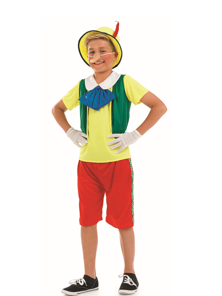 Child Fairytale Puppet Costume