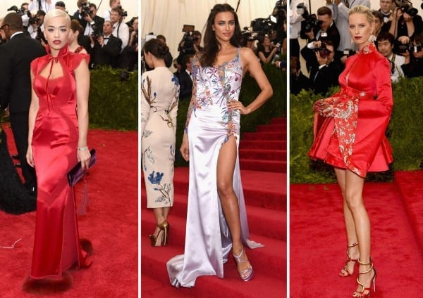 The Most Questionable Interpretations Of The Met Gala's Chinese
