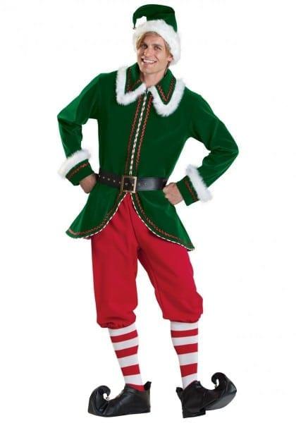 Chsritmas Elf Or Santas Helper Costumecreative Costumes