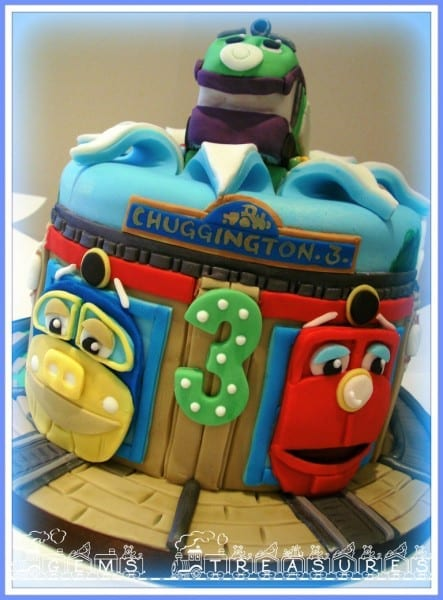 Ideas  Delightful Chuggington Party Supplies For Your Party Ideas