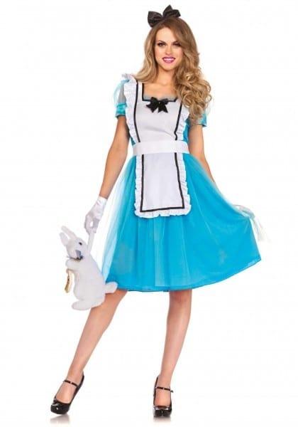 Classic Alice In Wonderland Halloween Costume