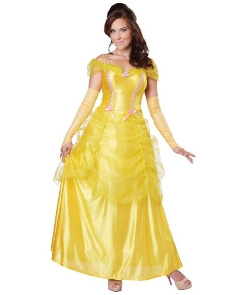 Classic Belle Women Costume