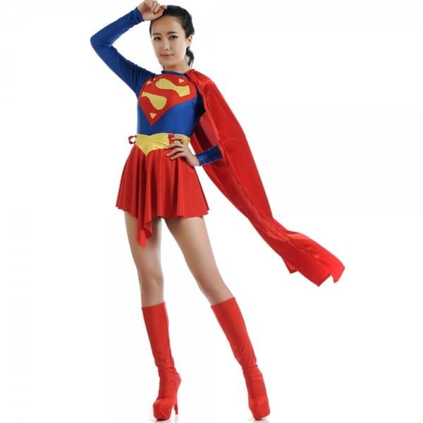Aliexpress Com   Buy Classic Supergirl Costume Sexy Women