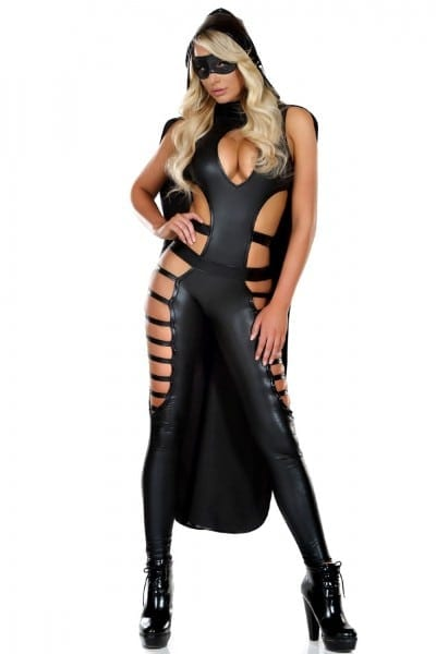 The Darkside Sexy 2 Pc  Costume