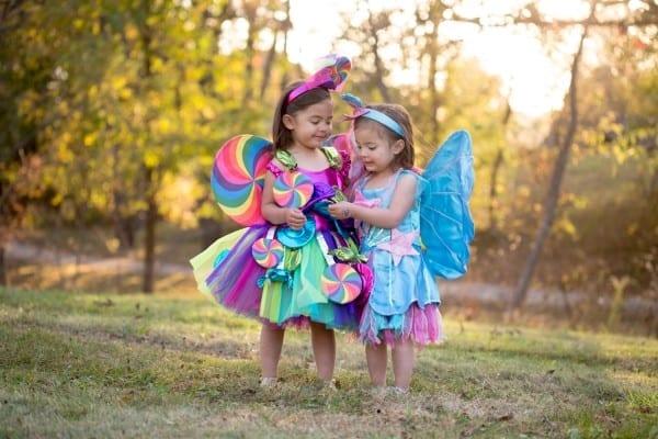 Little Girl Costume Ideas