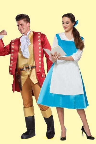 50+ Cute Halloween Costumes For Couples 2018