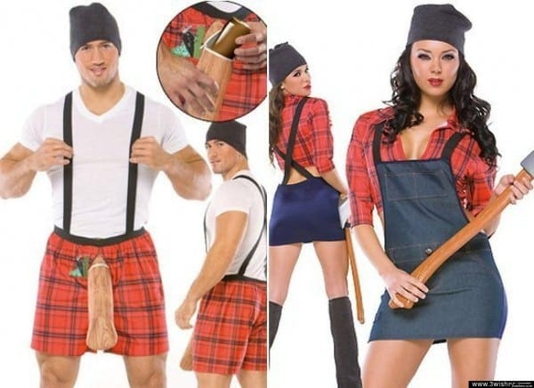 Couples Funny Costumes 20 Hd Wallpaper