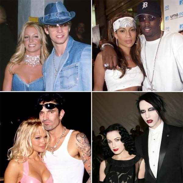 Couples Halloween Costumes Inspired By Celebrities