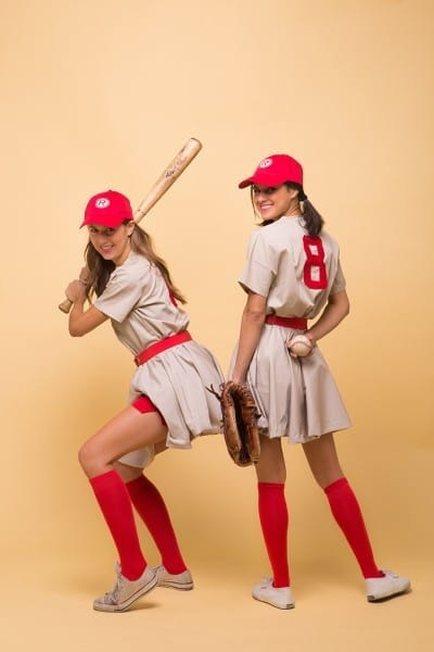 A League Of Their Own Costume – Camille Styles