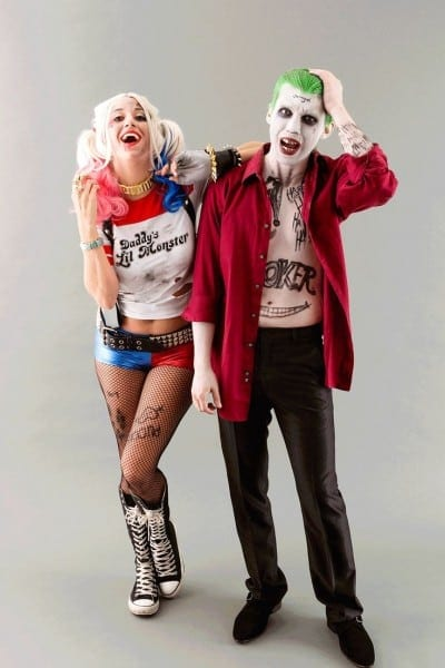 Save This Diy Suicide Squad Couples Halloween Costume Idea To