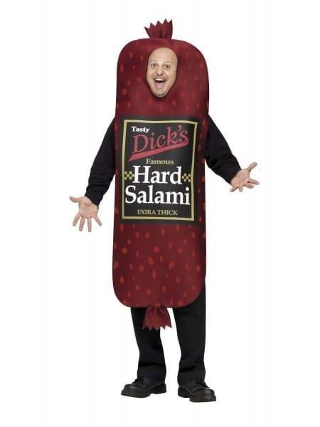Salami Costume