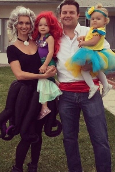 Disney Family Costumes  20 Magical Ideas For Halloween Night
