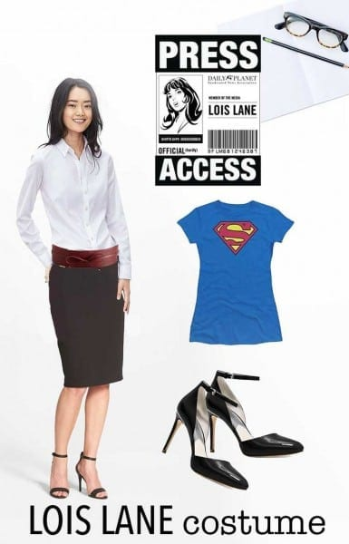 Lois Lane Costume