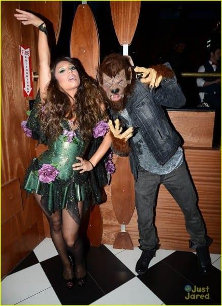 Derek Hough  Teen Wolf Halloween Costume!