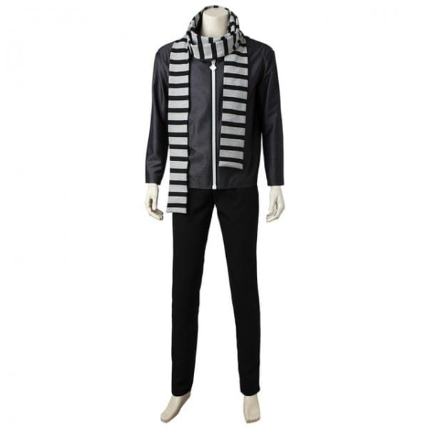 Despicable Me Cosplay Movie Despicable Me 3 Gru Cosplay Costume