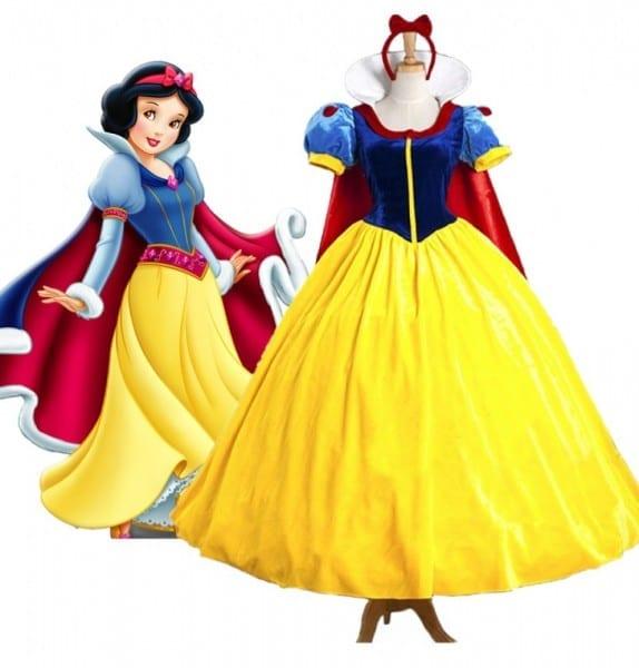 Buy Snow White Costume, Snow White Halloween Costume