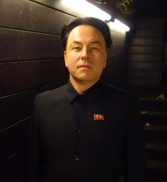 David Walliams Faces Backlash Over Kim Jong