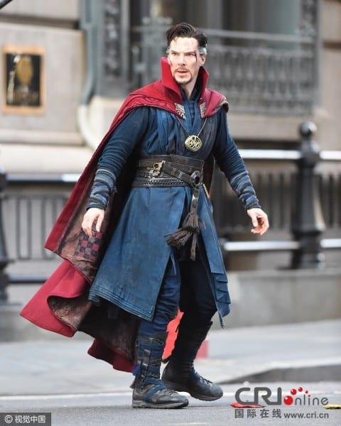 Dr  Strange 2016 Movie Doctor Strange Select Cosplay Costume
