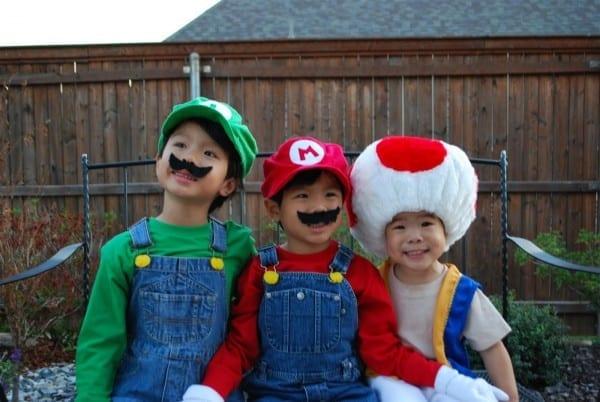 Craftyc0rn3r  My Three Munchkins