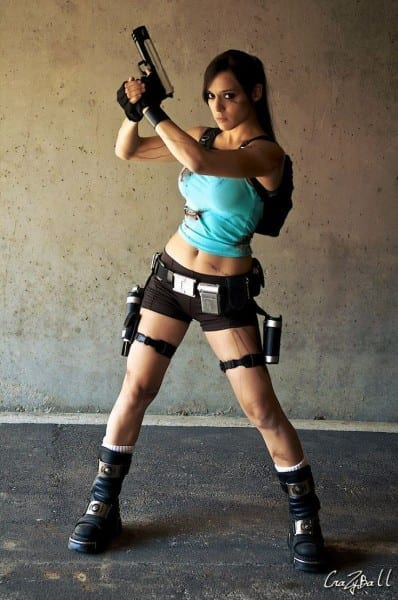 Diy Tomb Raider Lara Croft Costume In 2018