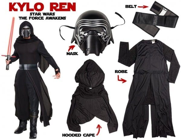 Join Kylo Ren & The Dark Side On Force Friday