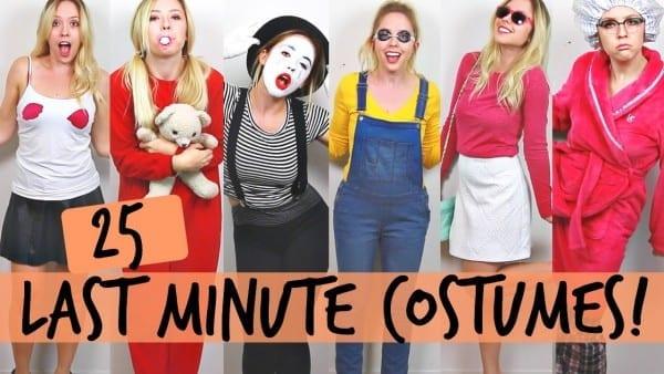 Easy Halloween Costume Ideas Images Maxresdefault