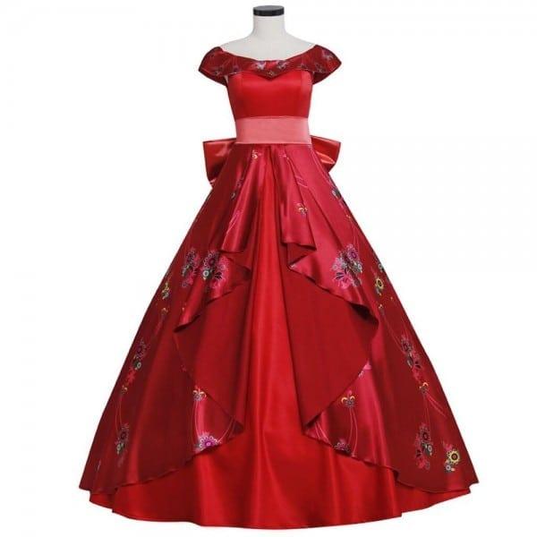 Elena Of Avalor Elena Princess Dress Adult Elena Ball Gown Prom