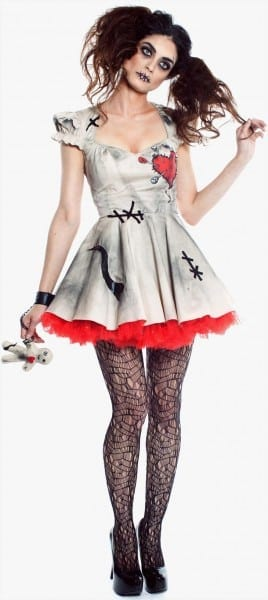 Expensive Halloween Costumes Awesome Y Scary Voodoo Doll Dalia