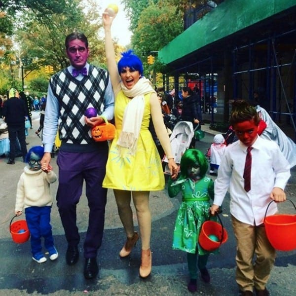 Incredible Family Halloween Costumes Of 2018family For 4family