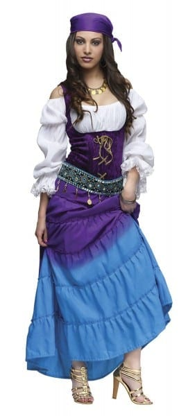 Renaissance Gypsy Clothing For Women
