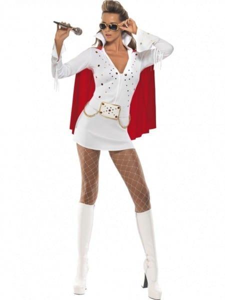 Female Elvis Costume