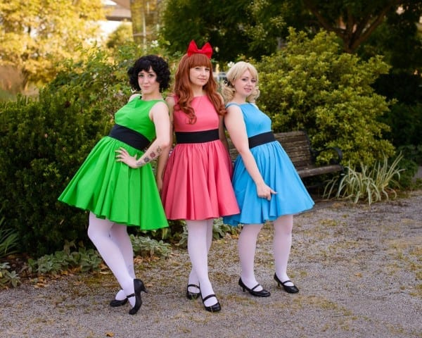 Powerpuff Girls Costumes (with Pictures)
