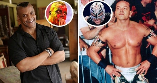 No Paint Or Masks  What These 20 Wrestlers Really Look Like