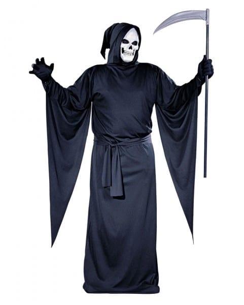 Godfather Death   Grim Reaper Costume Xl