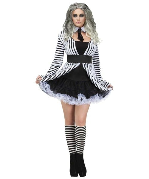 Ghostess Adult Costume Women