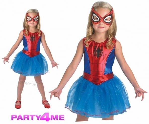 Superhero Dresses For Toddlers