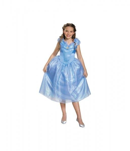Disney Cinderella Teen Girls Dress Costume